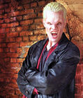 Spike vamp face 3
