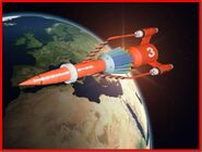 Thunderbird 3 Mix