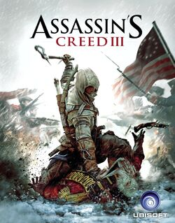 Assassin&#39;s Creed III Cover