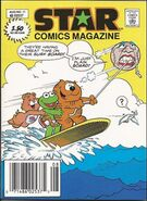 Star Comics Magazine No 11