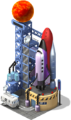 Launch Pad Shuttle L3-SW