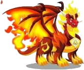 Pure Fire Cara bermain Dragon City