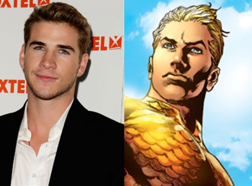 Liam Hemsworth Orin