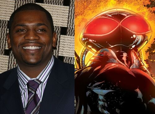 Mekhi Phifer Black Manta
