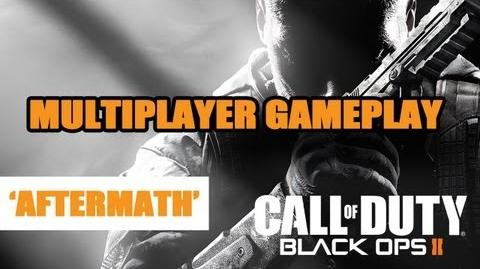 Black Ops 2 multiplayer gameplay - 'Aftermath' @ Gamescom 2012