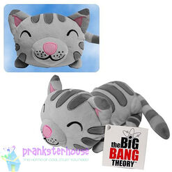 Soft kitty plush2