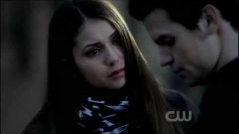 Elena & Elijah Scenes Together 3x15 The Vampire Diaries