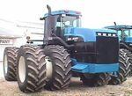NH Versatile 9884 4WD - 2000