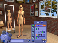 Create A Sim