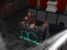 DJ Booth