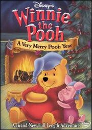 Winnie the Pooh- A Very Merry Pooh Year
