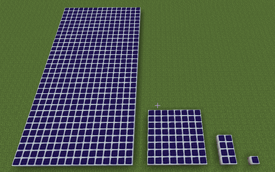 Solar Arrays The Tekkit Classic Wiki