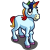 Rainbow Unicorn Foal-icon
