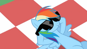 1000px-Rainbow Dash chillin&#39; S02E03