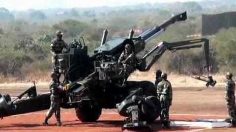 155mm Field Howitzer 77B The Bofors Gun