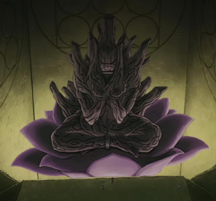 Ten-Tailed Beast - Villains Wiki - villains  bad guys  comic books    Ten Tails Vs Goku