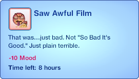 Saw Awful Film