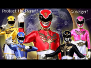 Goseiger Wallpaper