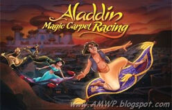 Aladdin Carpet Race