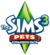 The Sims 3 Pets Logo