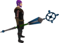 Ancient staff (blue) equipped.png