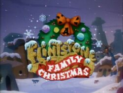 FlintstoneFamilyXmas