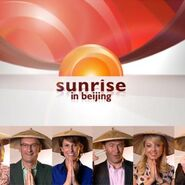 Australia's 7 News' Sunrise In Beijing Video Open From August 2008