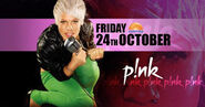 Australia's 7 News' Sunrise's Pink Video Promo For Friday Morning, October 24, 2008
