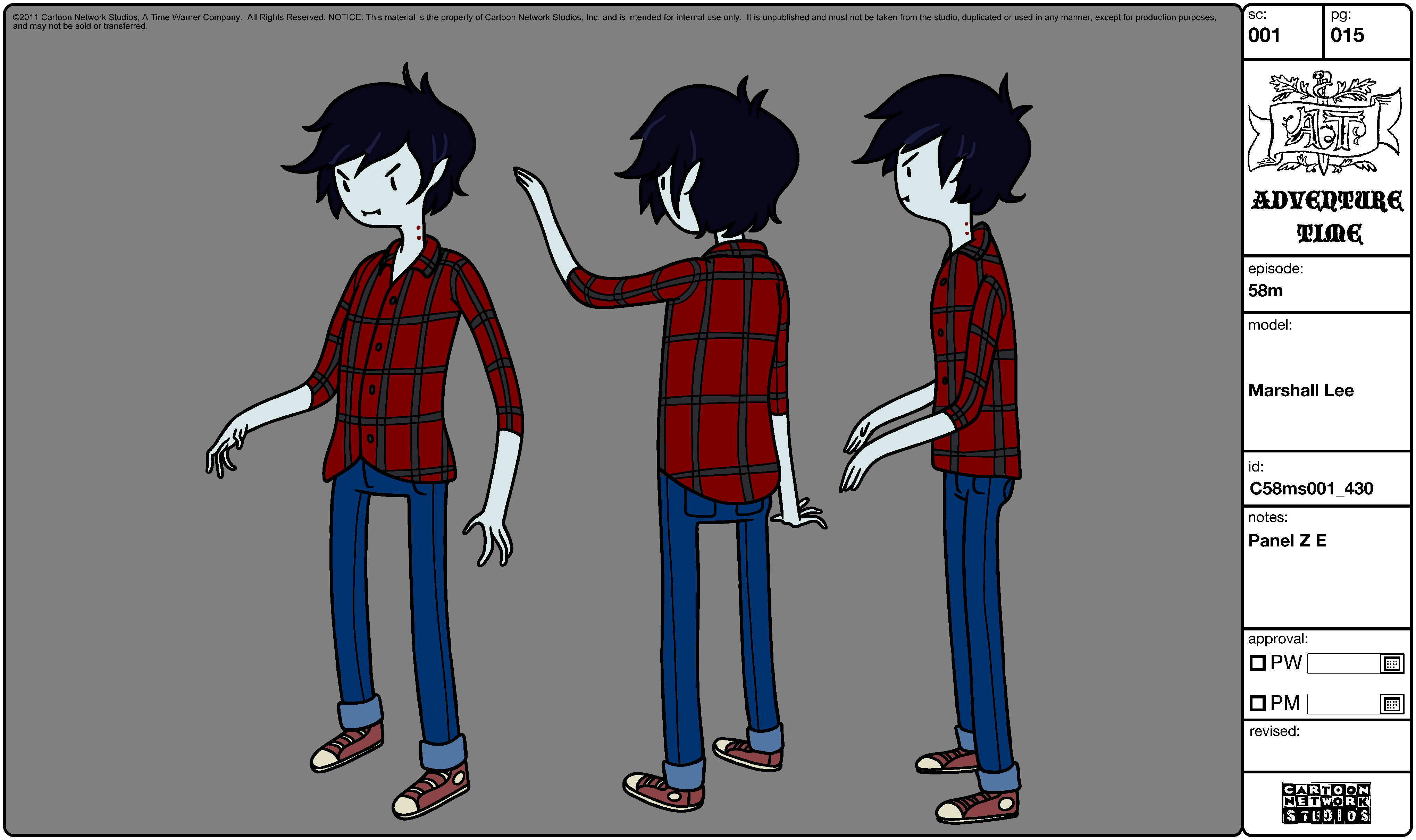 image gallery for Marshall Lee may be viewed at Marshall Lee/Gallery