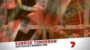 Australia's 7 News' Sunrise Video Promo For The Week Of June 7, 2010