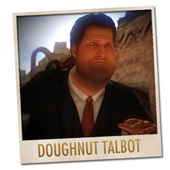 Talbot doughnut