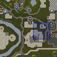 Circus location - Falador