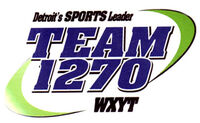 TEAM 1270 WXYT logo