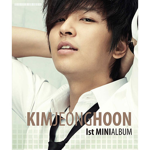Kim Jung Hoon -1st Mini Album