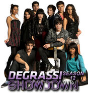 Degrassi Showdown