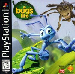 A Bug's Life video game