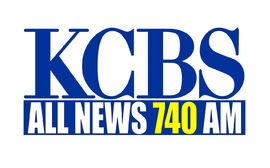 KCBS 740AM radio LOGO