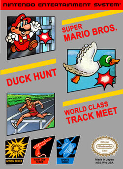 Super Mario Bros.Duck HuntWorld Class Track Meet
