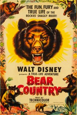 Bear Country FilmPoster