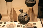 Black powder grenade