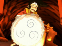 Aang&#39;s first nightmare