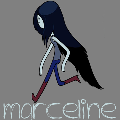 Image - 400x400-marceline-from-adventure-time.png - The Adventure Time Wiki. Mathematical!