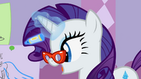 Rarity 'Blend color and form' S1E14