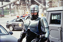 Robocop tv vehicles