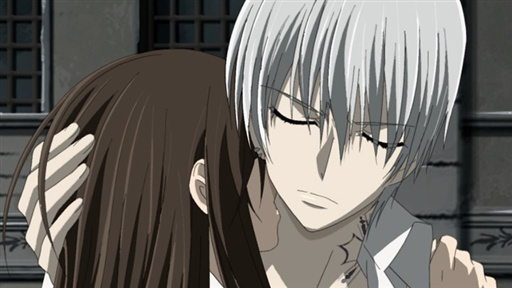 Kiss Anime Vampire Knight Guilty Download