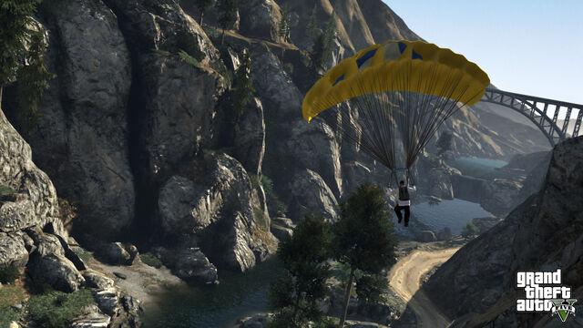 ¡Grand Theft Auto V Trailer! 640px-Paracaidas_GTA_V