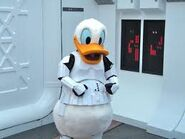 Donald as Storm Trooper