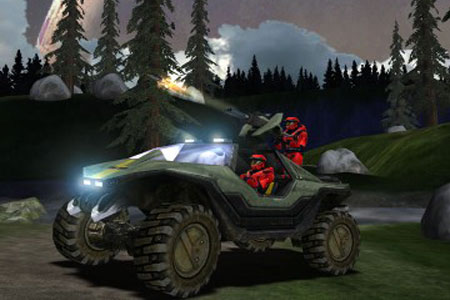 Halo warthog Ever wanted to own a Warthog? Now you can.