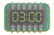 KEY Digital Clock sprite