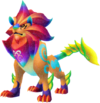 Aura Lion (Spirit)